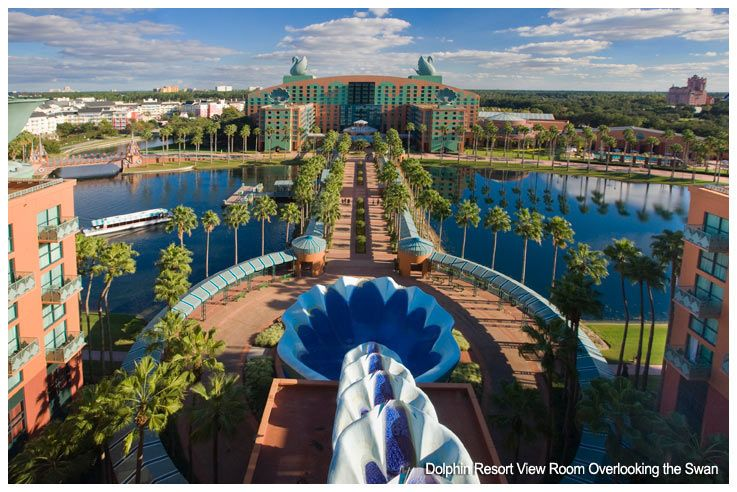 Walt Disney World Swan Dolphin Hotel Went Here With My Mom And Dad