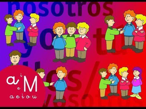 Los Pronombres Personales En Español Lista Oraciones Y Notas