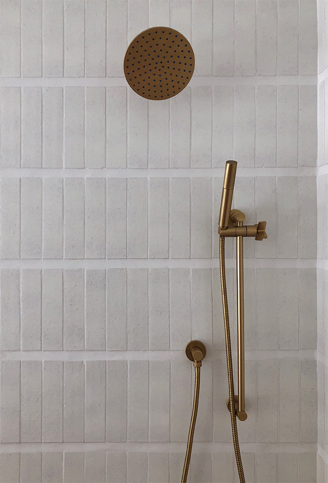 Our Master Bath Tile How-to