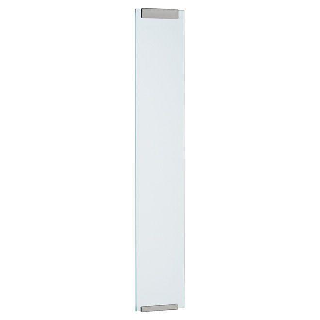 Best Verona Glass Balustrade Panel Horizontal Glass 400 x 300