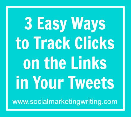 3 Easy Ways to Track Clicks on the Links in Your Tweets