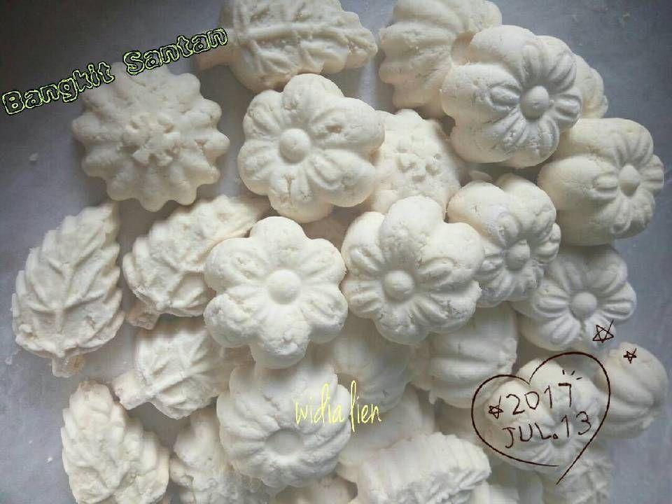 Resep Kue Bangkit Santan Oleh Widia Ningsih Liem Resep Resep Kue Kue Tahun Baru Resep