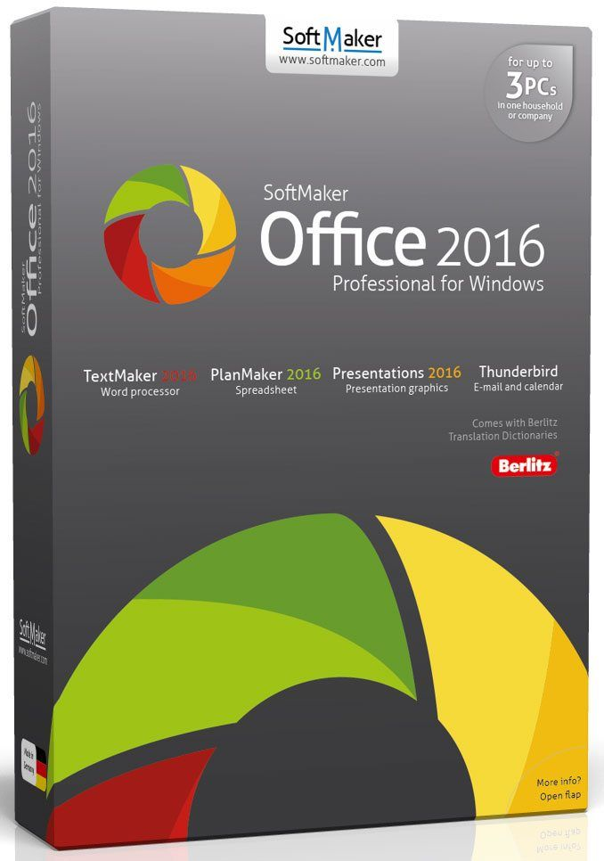 SoftMaker Office Professional 2016 Crack Plus Activator Free