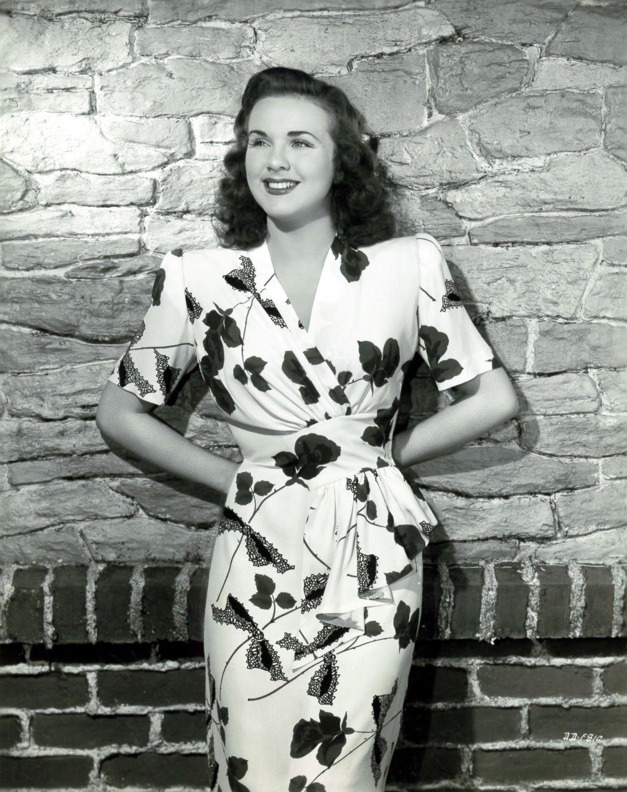 Deanna Durbin in a lovely dress | ♥Dresses♥ | Fashion ...