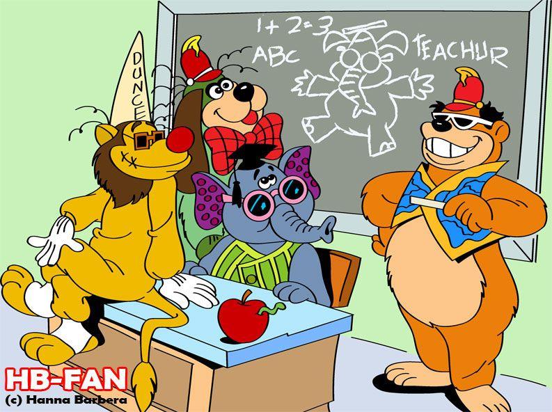 Banana Splits Banana Splits Tv Show Classic Cartoon Characters 70s Cartoons