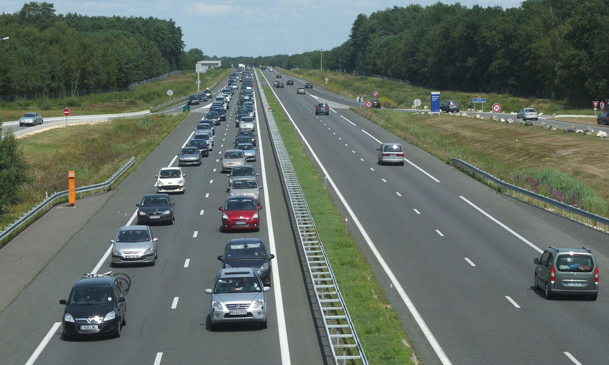 Road Safety Watch on Sécurité routière, Distance de