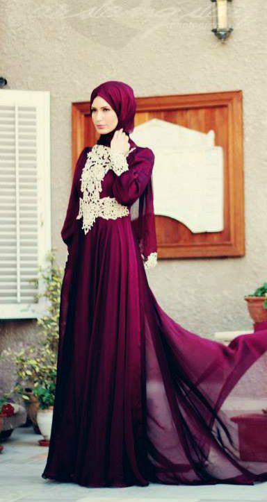 """Medine Tesettür"" Hijab Dress."