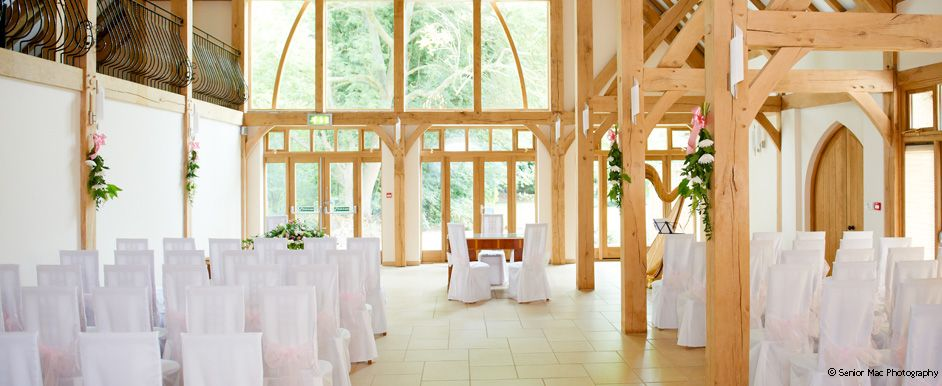 Rivervale Barn Wedding Venue Yateley Hampshire