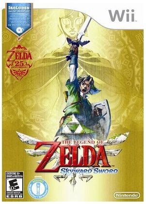 Wii - zelda 'skyward sword'