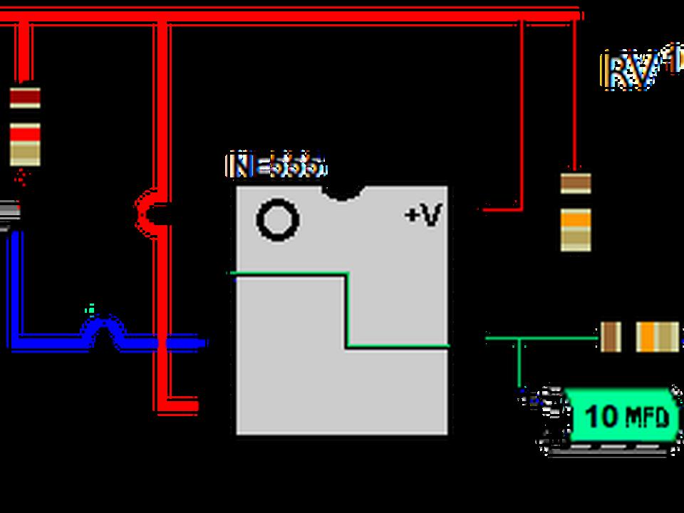 Circuito Luces Led Intermitentes : Proyecto leds intermitentes bricolage pinterest