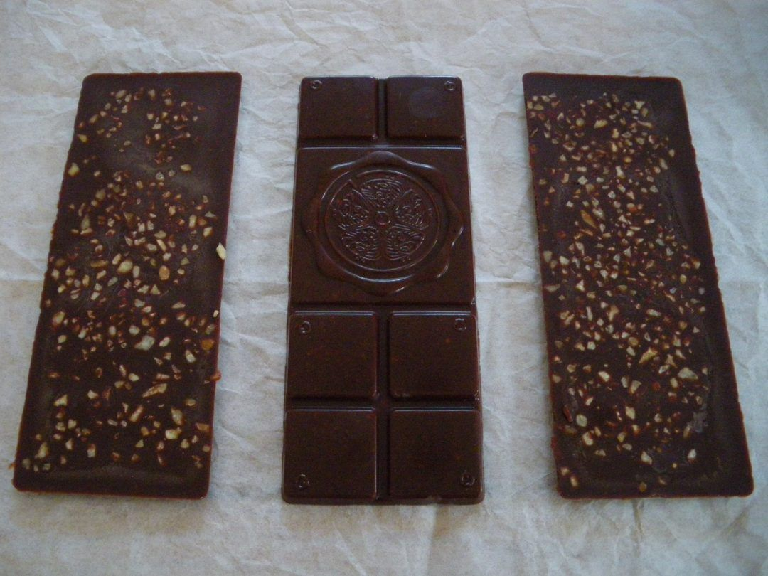 Schokolade selber machen {Grundrezepte} - meergruenes
