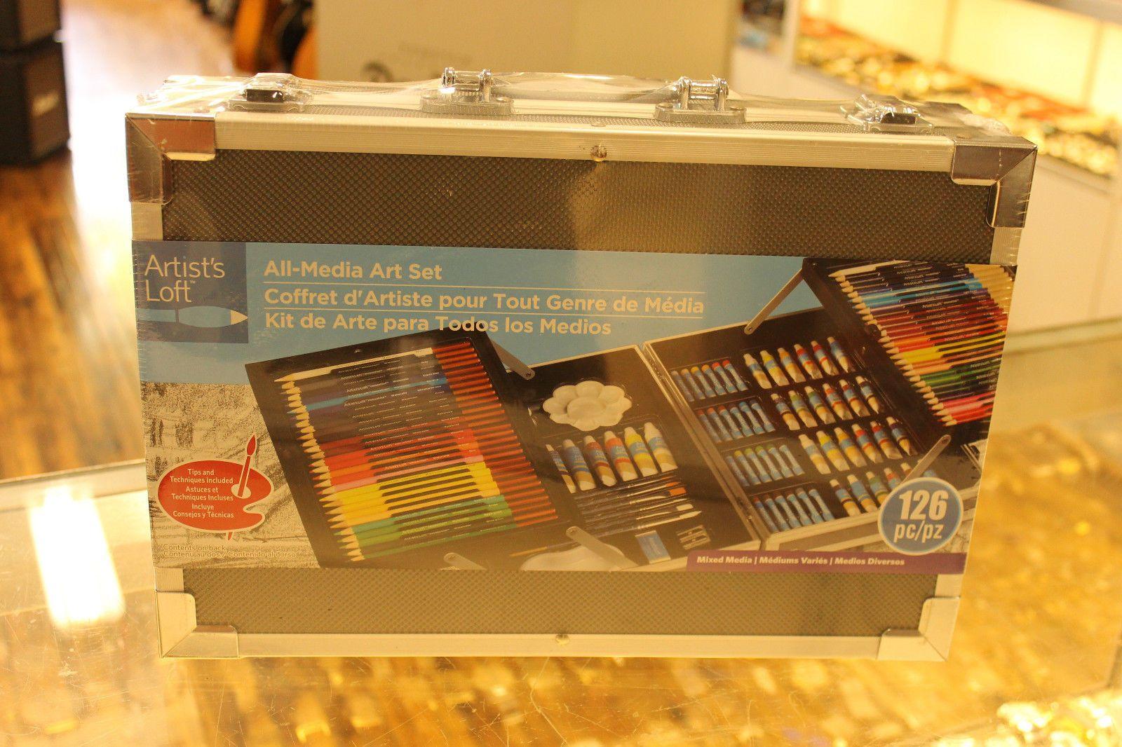 Painting Supplies Storage Artist S Loft All Media