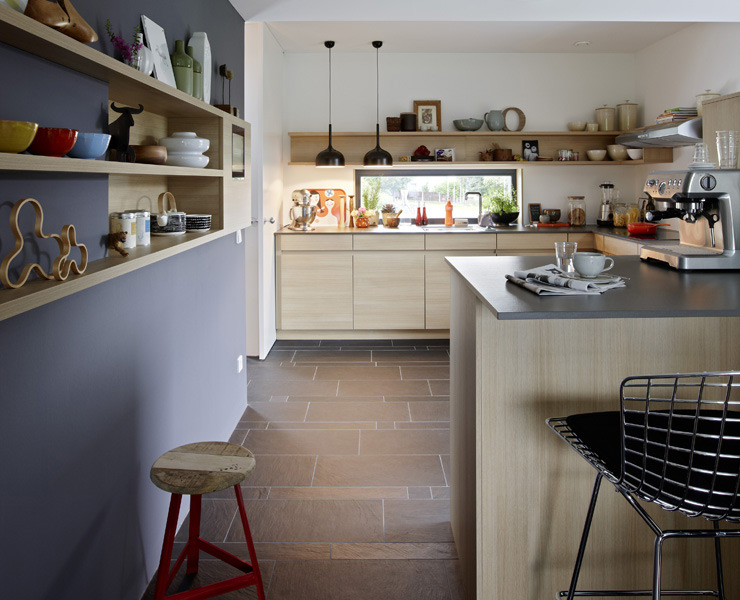 Küchenplanung schmale küche  Küchenplaner: Tipps für die Küchenplanung | Schoner, Schöner ...