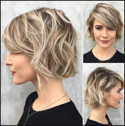 Bildergebnis Für Kurzhaarfrisuren Dickes Welliges Haar