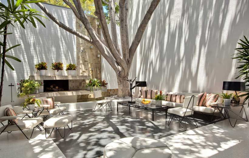 Brody House A Modernist Residence By Archibald Quincy Jones Con
