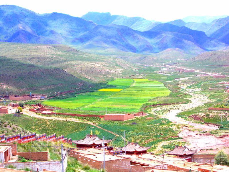 Xiahe, Gansu, China Gansu, Lanzhou, Travel around