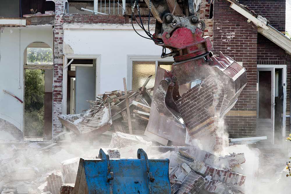 Coût de démolition maison     wwwtravauxbricolagefr