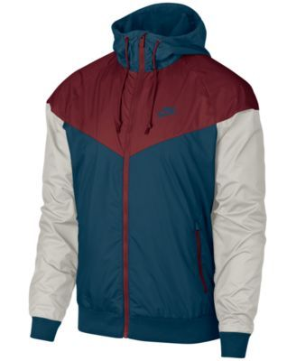3b73e212862bd Nike Men's Windrunner Colorblocked Jacket - White 2XL | Products in ...