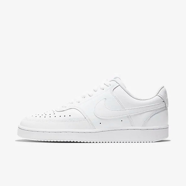 Women's $50 - $100 White Lifestyle Low Top Shoes. Nike.com ...