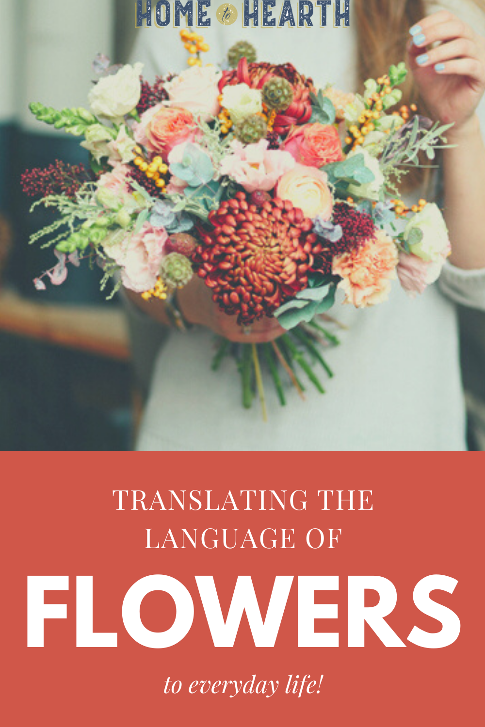 Translating the Language of Flowers to Everyday Life in