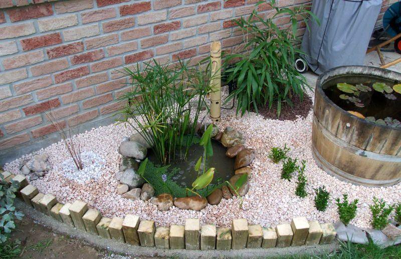 D coration et am nagement int rieur pour petits spaces - Amenagement bassin de jardin ...