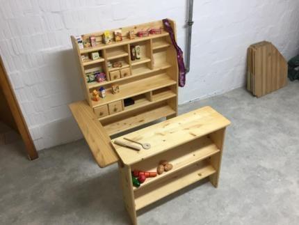 Pinolino Kaufmannsladen in Niedersachsen - Göttingen Holzspielzeug