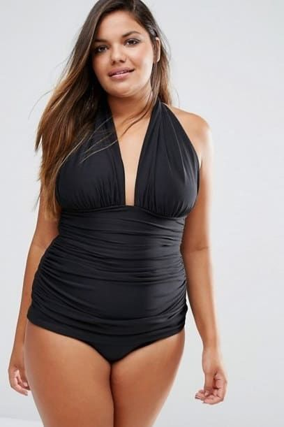 17 Plus-Size Swimsuits That Are Cute AF 3