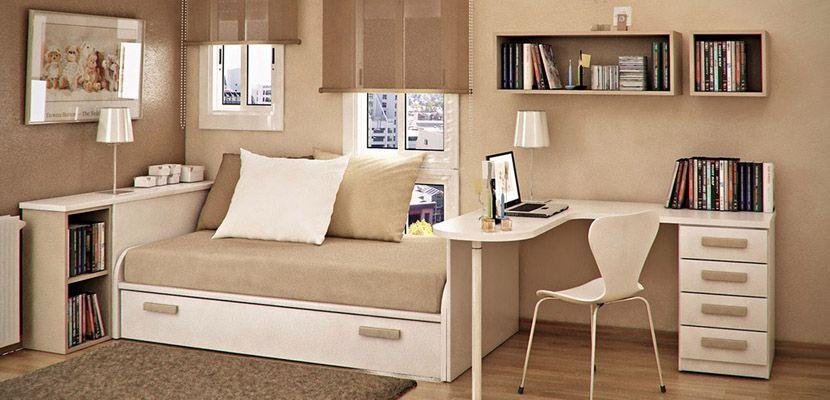 Aprovechar espacio en hogares peque os hogares peque os - Aprovechar espacios pequenos dormitorios ...
