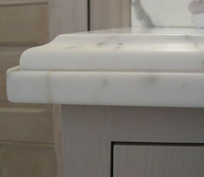 Marble Edge Profile Marble Countertops Countertops Ogee Edge