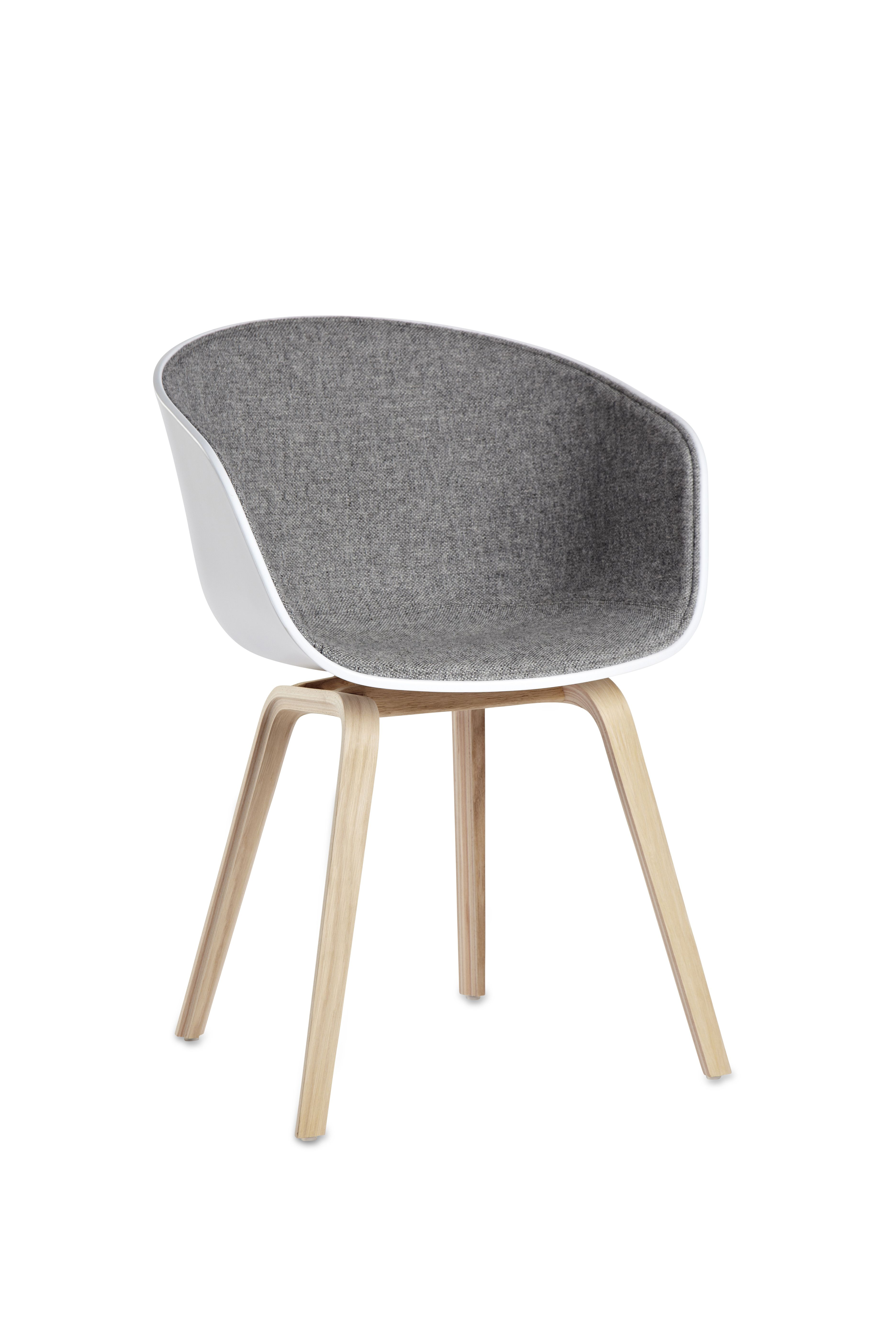 Esszimmermöbel design about a chair by hay aac with front upholstery  hallingdal  by