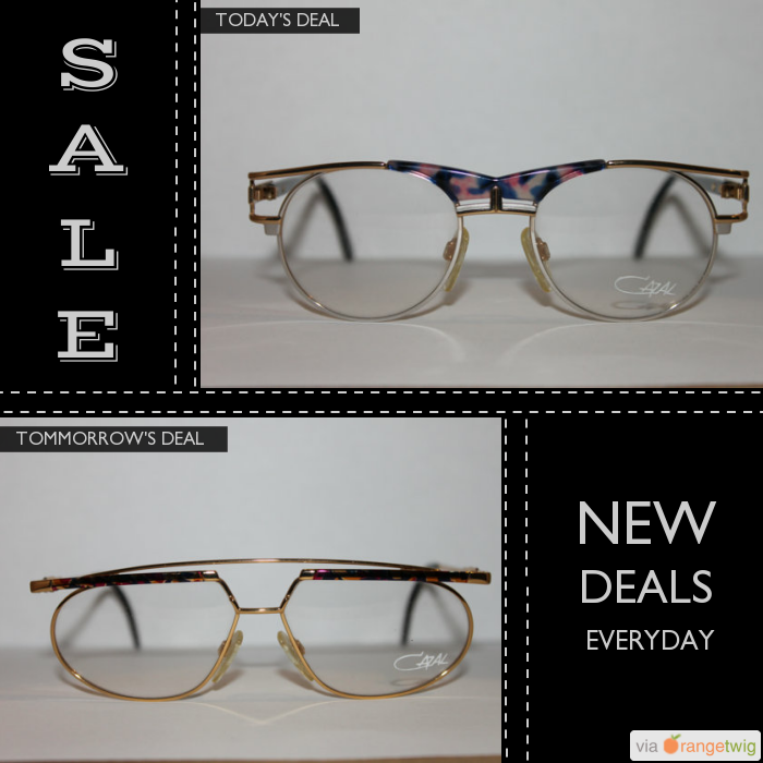 Today Only! 10% OFF this item. Follow us on Pinterest to be the first to see our exciting Daily Deals. Today's Product: Cazal 244- True Vintage glasses 80 - 70's - NEW unworn Authentic Buy now: https://orangetwig.com/shops/AAA0zeW/campaigns/AACUMMo?cb=2016003&sn=RayBanVintageShop&ch=pin&crid=AACUMMO&exid=268580210&utm_source=Pinterest&utm_medium=Orangetwig_Mark..