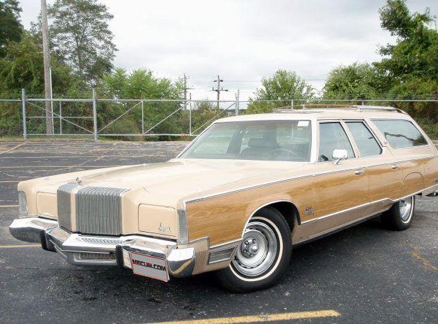 1976 Chrysler Town Country Wagon 1 Station Wagon Cars Wagon