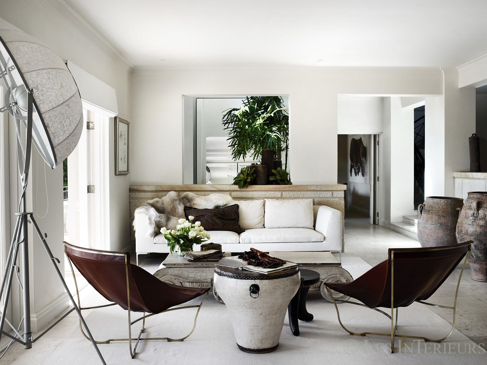 Les Interieurs Interior Design by Pamela Makin Sydney De Wet