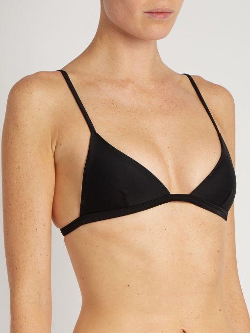 Triangle Bikini Top Small Bust