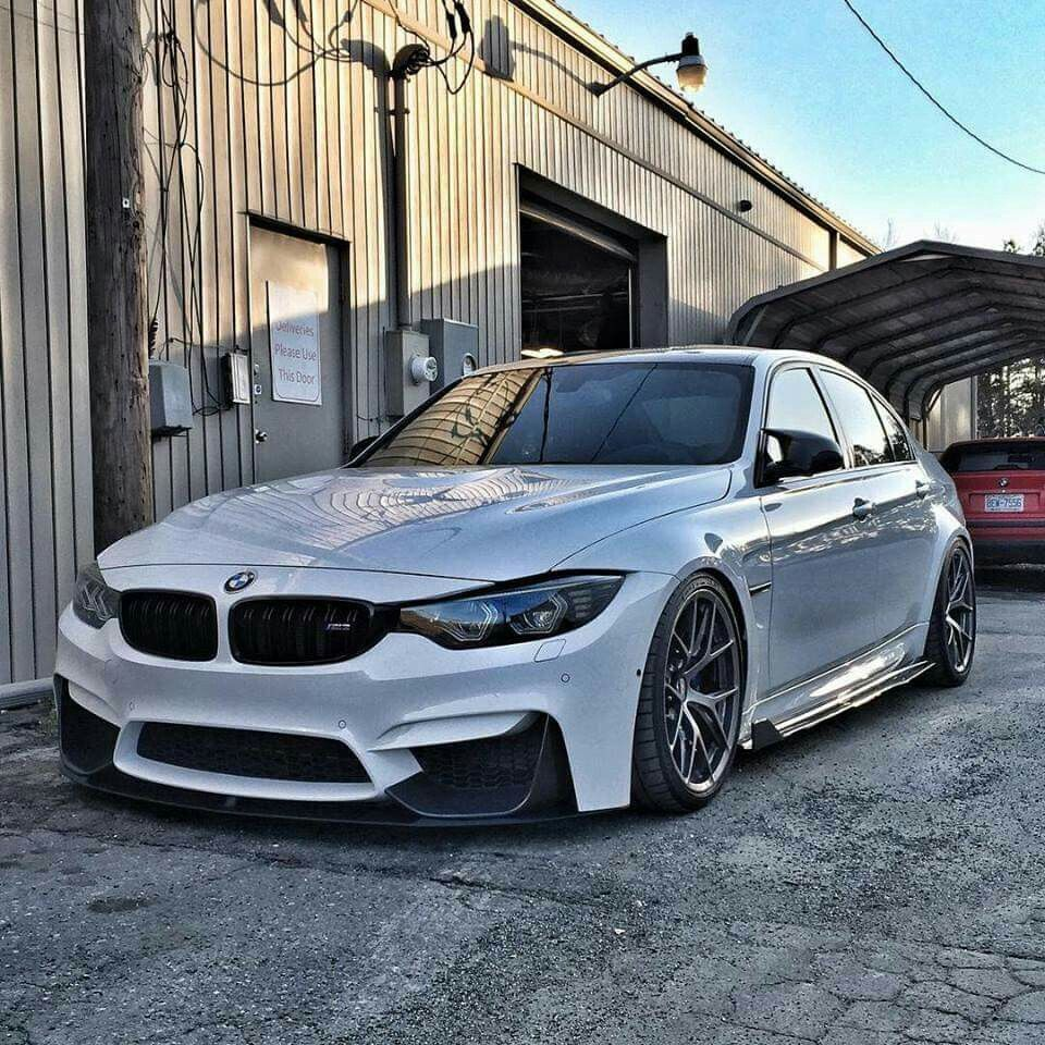 Bmw F80 M3 White Super Arabalar Bmw Otomobil