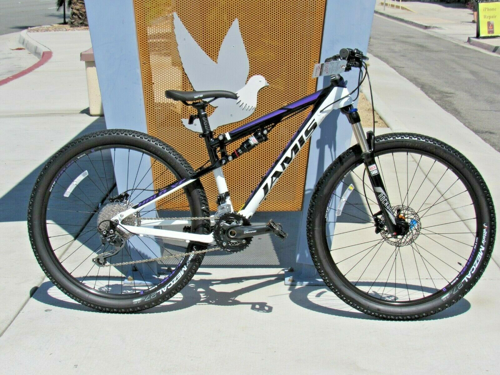New 1400 2017 14 Jamis Halo Xc Full Suspension Mountain Bike New