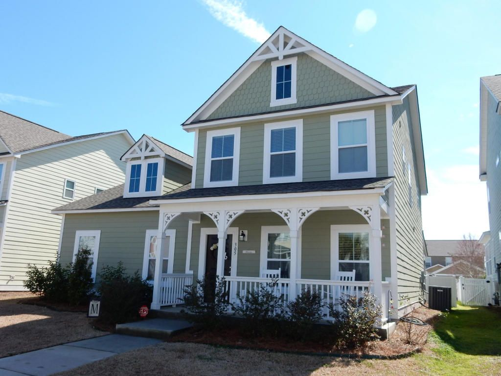 Gorgeous Charleston Single Style home in Summerville. You want southern? This is it! Full Front Porch, Huge Screened Porch, Open Floor Plan with Crown Molding & stunning Hardwood Floors. Master Suite on 1st Floor, 2 Car Attached Garage, 1 Car Detached Garage/Workshop. Offered at $264,900.00