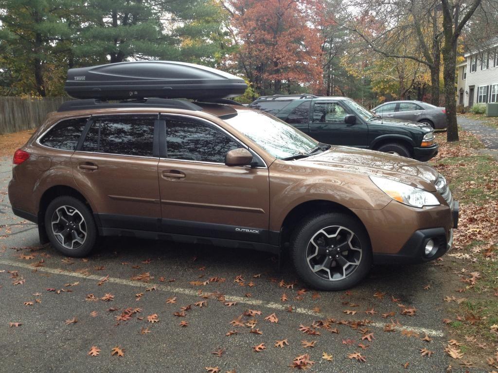 100 2012 2013 Subaru Outback Adjustable