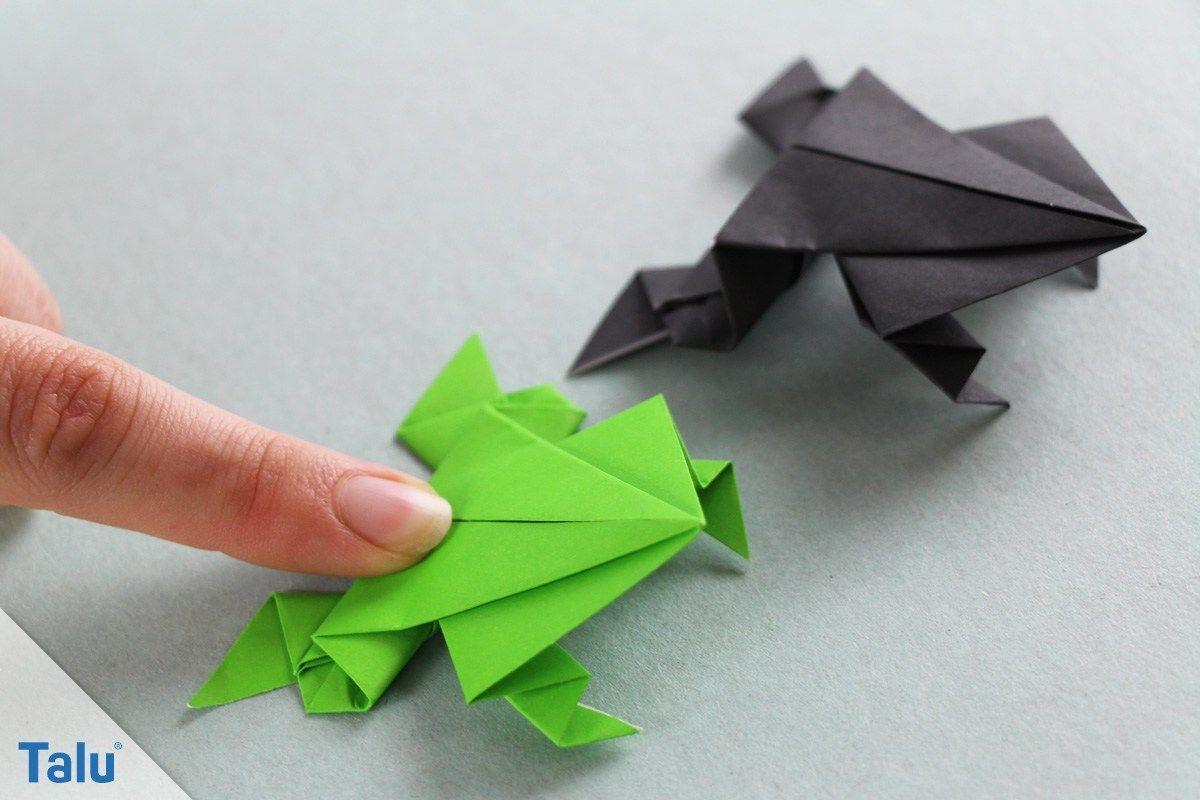 Origami Tiere Leicht