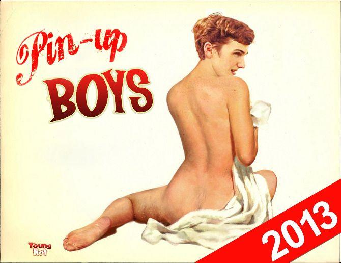 Gay pin ups