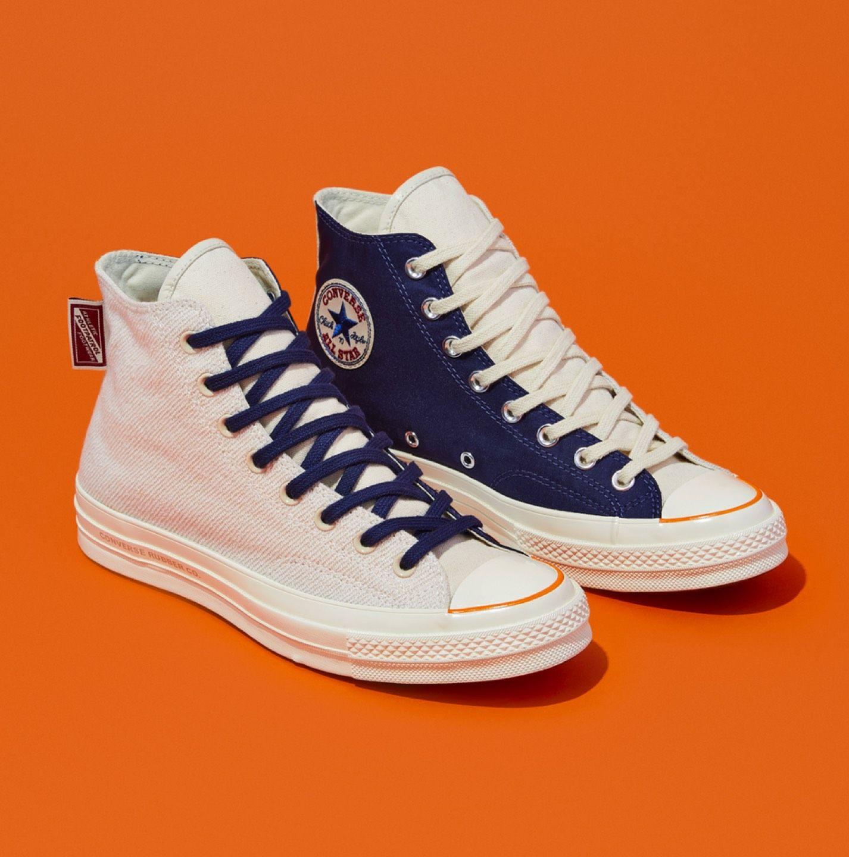 Converse x Footpatrol. Converse