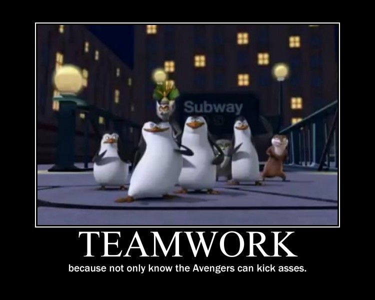 Funny Motivational Memes For Work : Funny quotes about teamwork quotesgram by