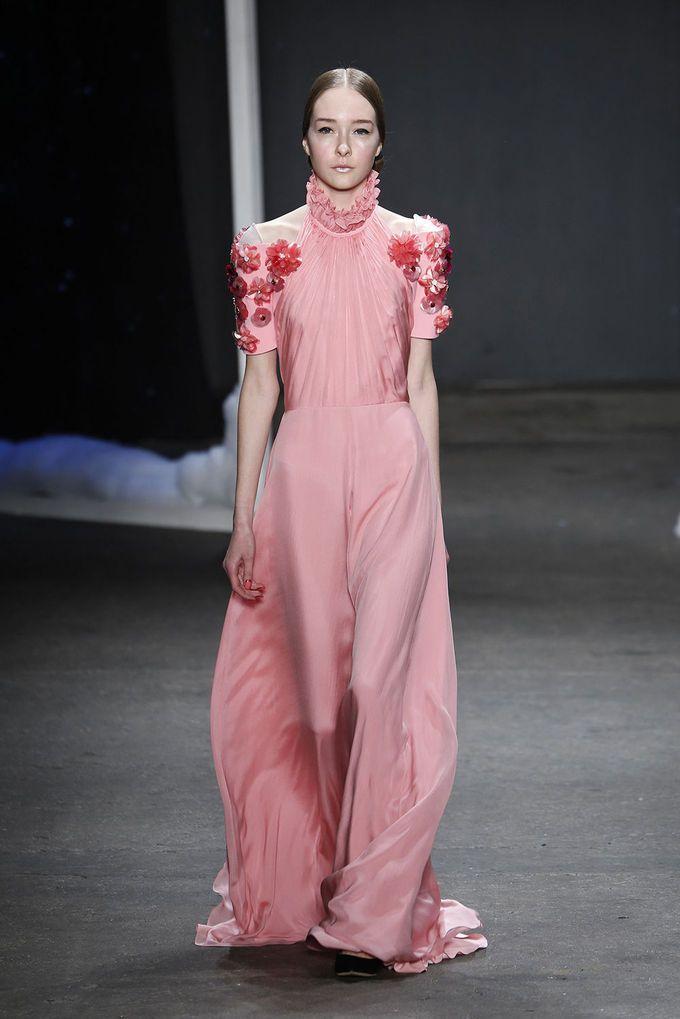 NY Fashion Week FW 2014: Honor