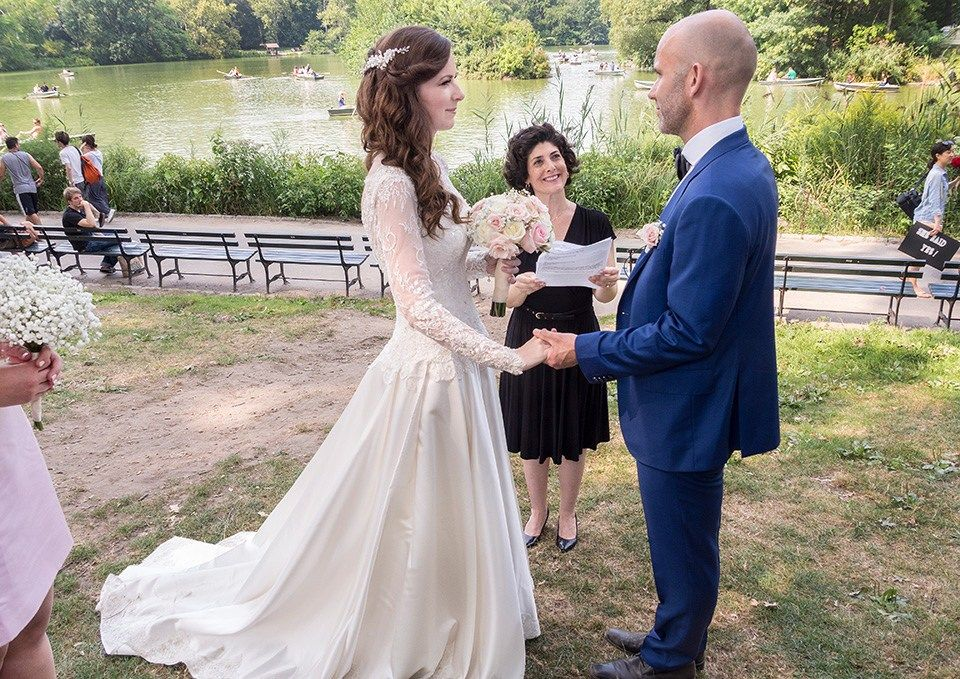 In Conversation With Claire Wedding Planner At Wed Central Park New York
