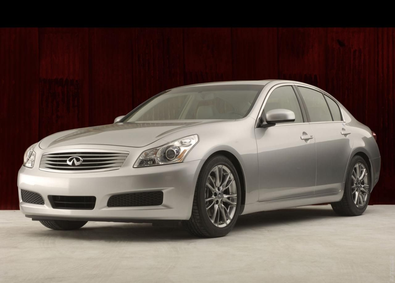 Infiniti G35 My new car!!! What shall I call her