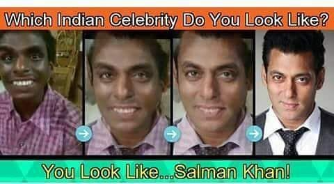 Salmankhan Indian Celebrity Do You Look Like Http Tipsrazzi Com