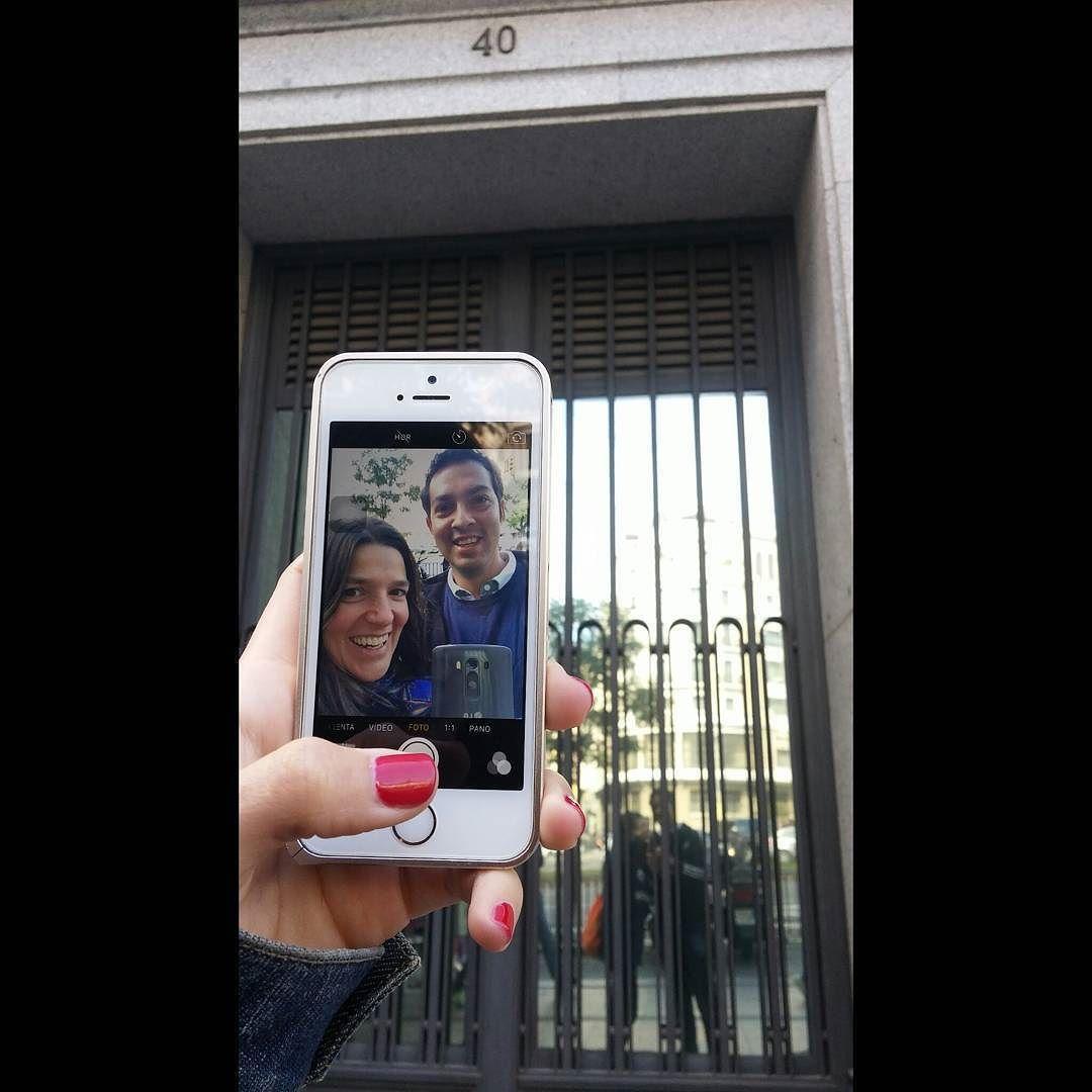 3  #AmericaNosUne #casamerica #igersmadrid