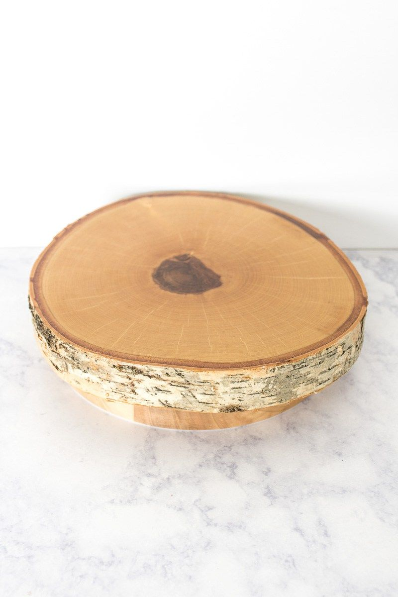 Ikea Lazy Susan New Wood Slice Lazy Susan Ikea Hack  Ikea Hack And Woods Review