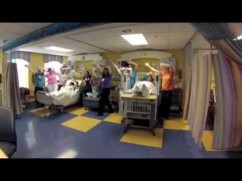 Novant Health Hemby Children S Hospital Flash Mob Dance Child Life Specialist Childrens Hospital Child Life