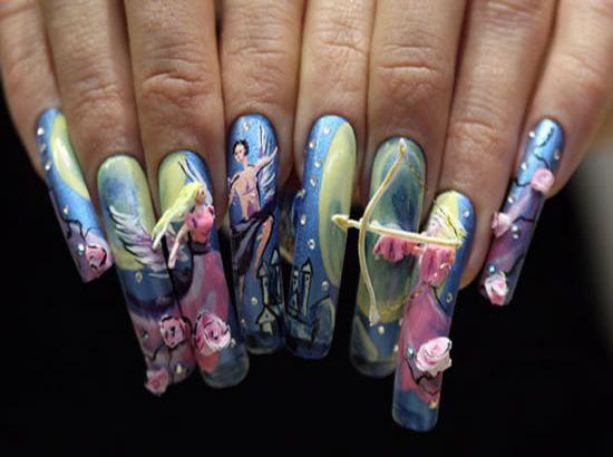 Crazy Fingernail Designs 23 Japanese 3d Nail Art Designs 3d Nail